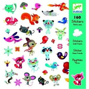 Djeco-stickers-dierenvriendjes
