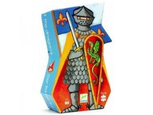 Djeco-puzzel-ridder