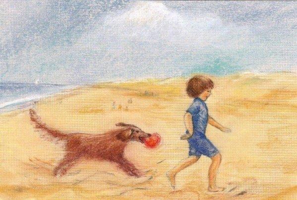 Marjan-van-Zeyl-hond-rent-met-zijn-baasje