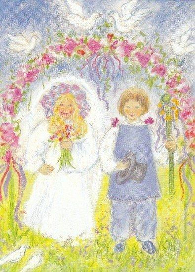 Marjan-van-Zeyl-pinksterbruid-en-bruidegom