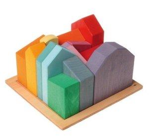 Grimms-bouwset-huizen