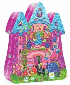 Djeco-puzzel-kasteel