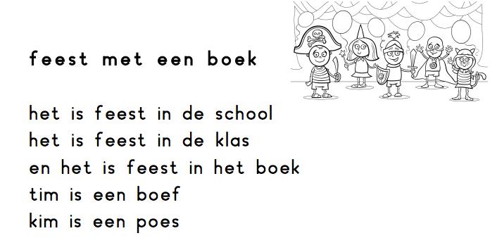feest met een boek