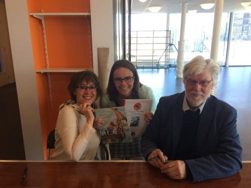 Project Woeste Willem met Ingrid en Dieter Schubert