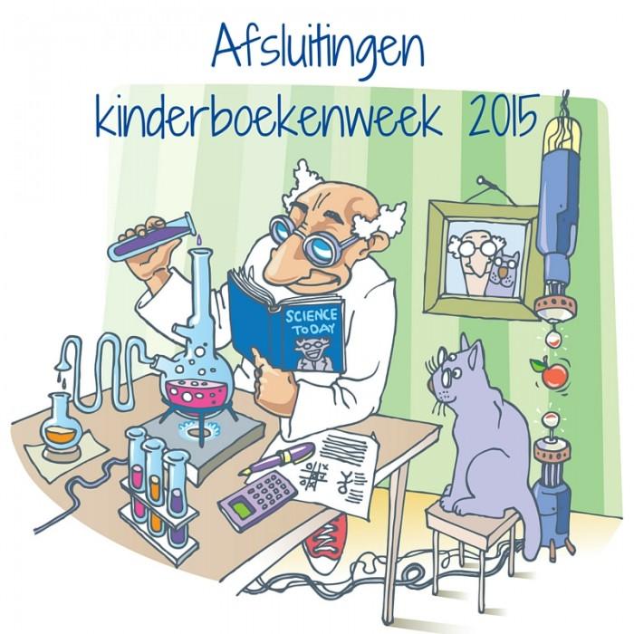 Afsluitingen kinderboekenweek