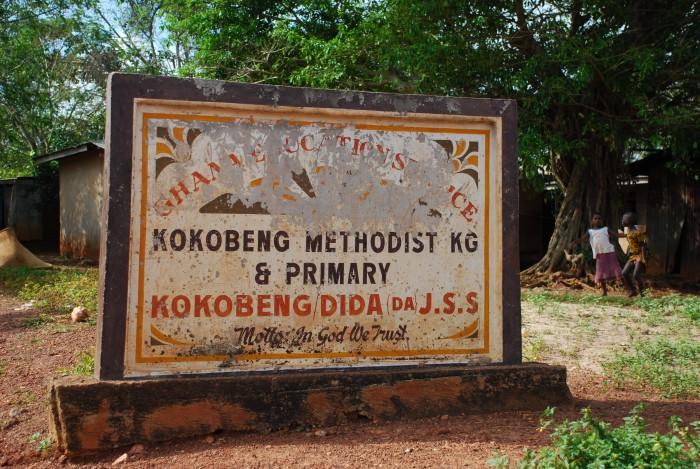 Kokobeng school