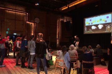 Voorstelling Popcorn onderwijsfestival