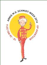 Annie M.G. Schmidt-week