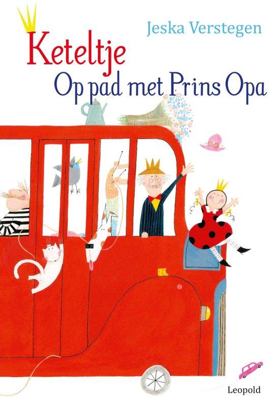 Keteltje Op pad met Prins Opa