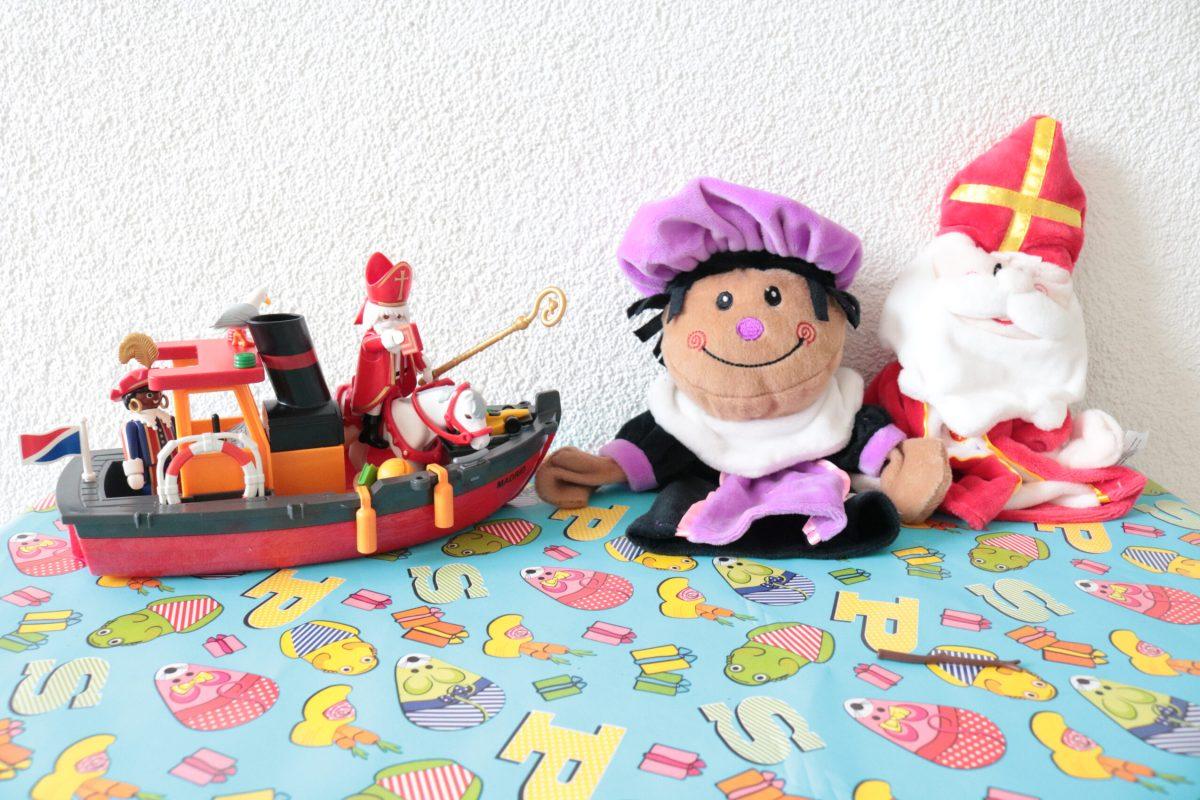 Speeltafel Sinterklaas
