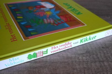 Het vrolijke voorleesboek van Kikker