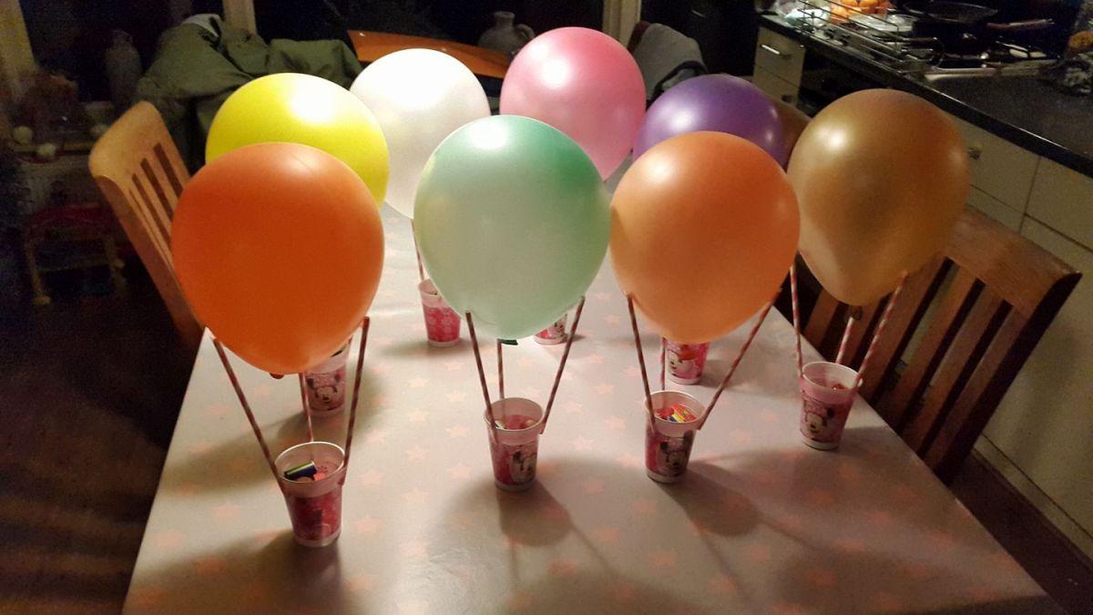 Ballon traktatie