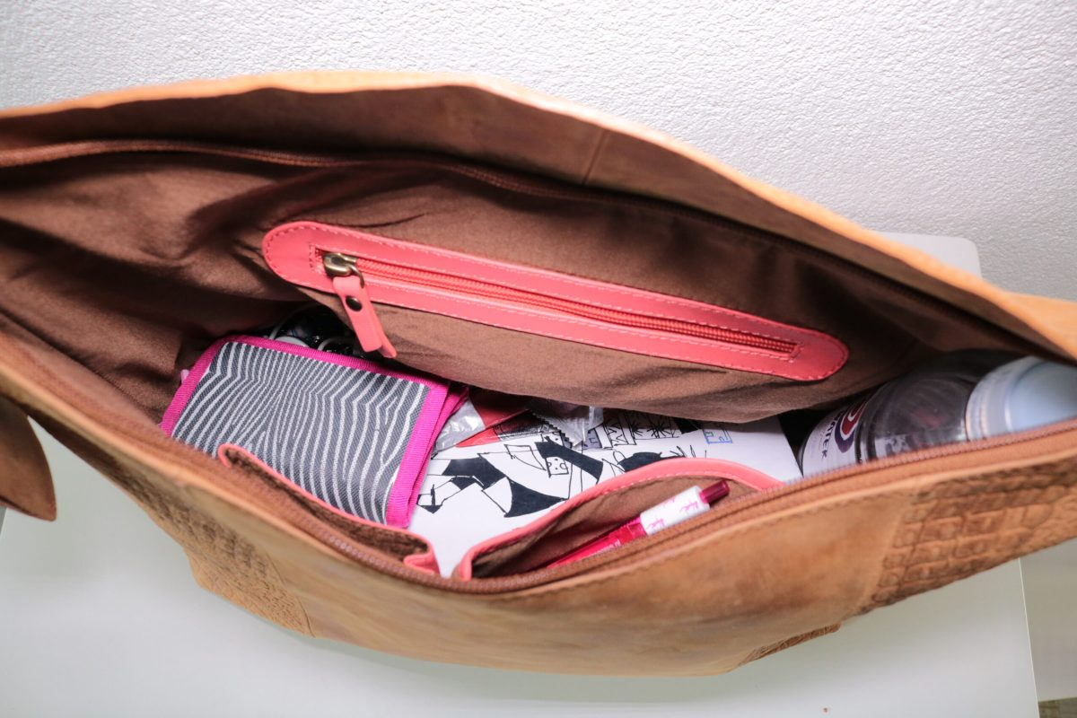 Wat zit er in mijn schooltas?