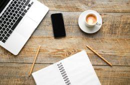 Bloggen, wat als ik vastloop?