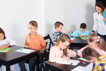 Doorschuifochtend: wennen in de nieuwe klas