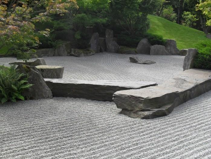 日本庭園 枯山水