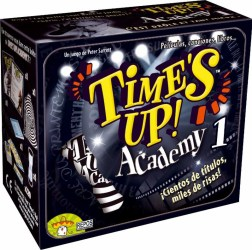 Time's up! Academy 1