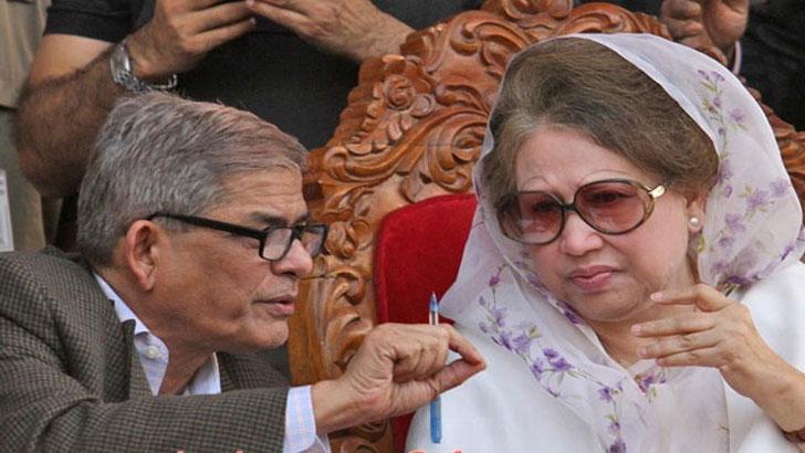 খালেদা জিয়ার 'প্যারোলে মুক্তির' বিষয়ে জানেন না ফখরুল