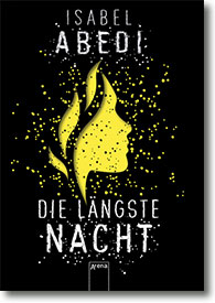"""Cover: Isabel Abedi """"Die längste Nacht"""""""