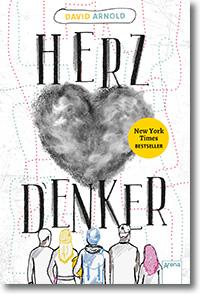"Cover: David Arnold ""Herzdenker"""