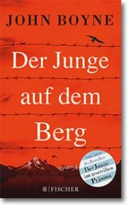 "Cover: John Boyne ""Der Junge auf dem Berg"""