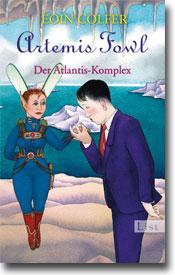 Cover Eoin Colfer - Atlantis-Komplex