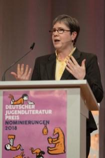 Verleihung Deutscher Jugendliteraturpreis 2018