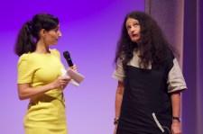 Vorsitzender der Kritikerjury Prof. Dr. Gina Weinkauff im Interview || Foto: © Ulf Cronenberg