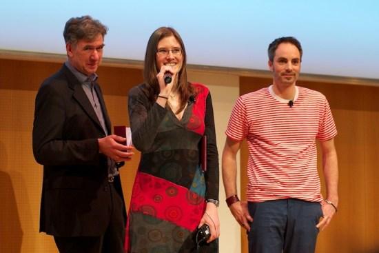 Marlene Röder und Nils Mohl