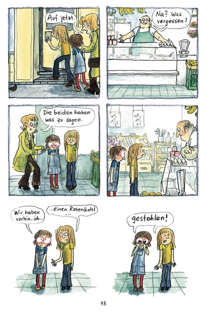 """Anke Kuhl """"Manno!"""", Seite 73"""