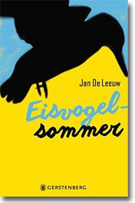 """Cover: Jan de Leeuw """"Eisvogelsommer"""""""