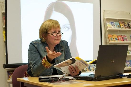 """Charlotte Kerner liest aus """"Die nächste GENeration"""""""