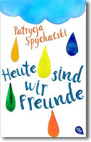 """Cover: Patrycja Spychalski """"Heute sind wir Freunde"""""""