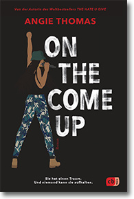 "Cover: Angie Thomas ""On the Come Up"""