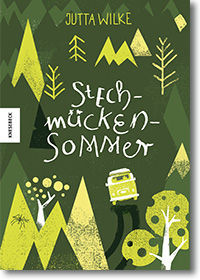 """Cover: Jutta Wilke """"Stechmückensommer"""""""