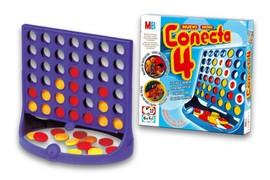 Imagen del juego conecta cuatro
