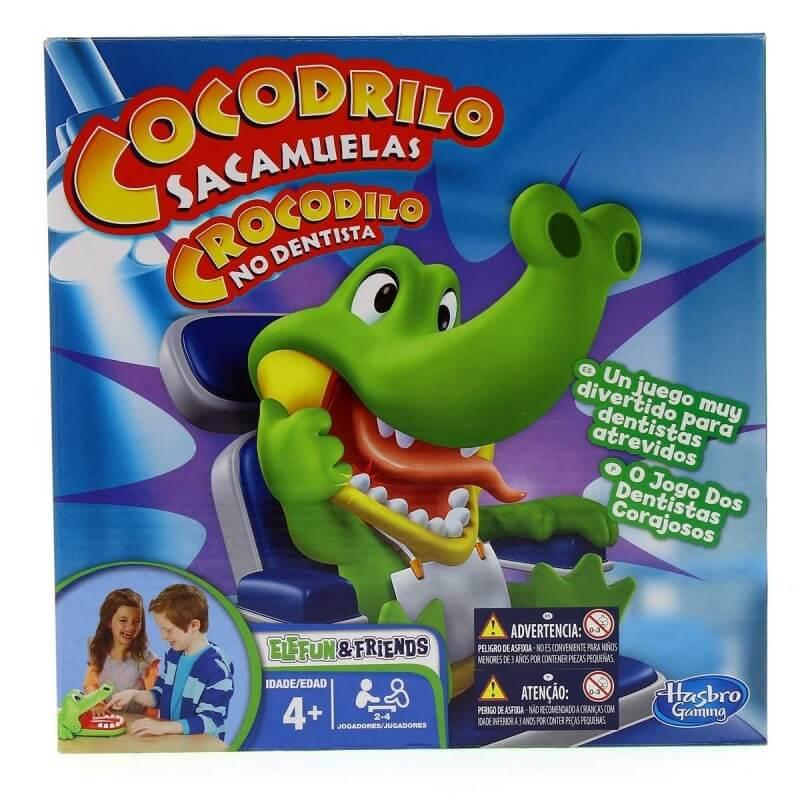 juego cocodrilo sacamuelas