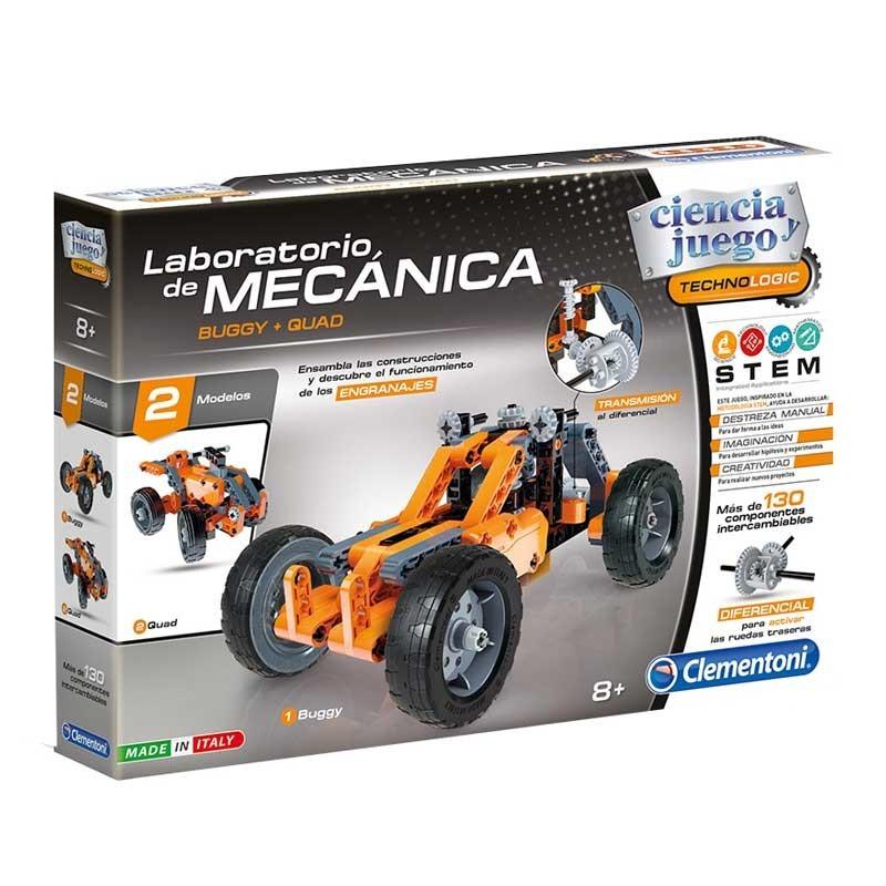 laboratorio mecánico buggy y quad
