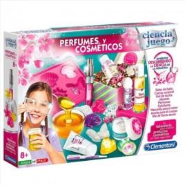 laboratorio de perfumes y cosméticos.