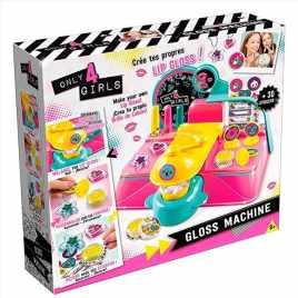 fábrica de brillos de labios infantil
