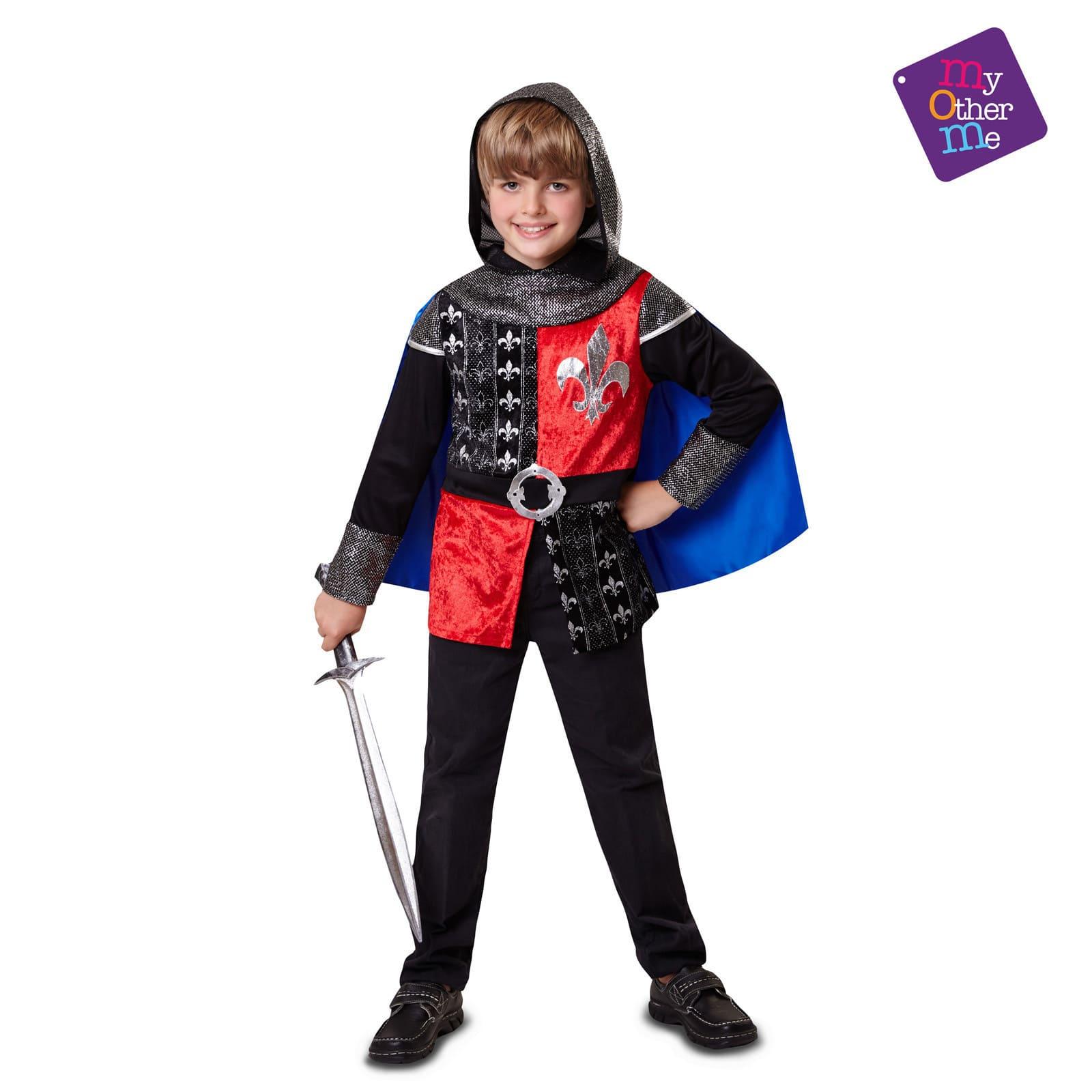 disfraz caballero medieval 10-12