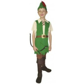 disfraz infantil robin