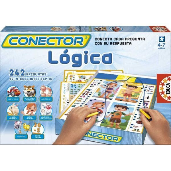 conector logica educa