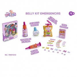 Bellies Kit de Emergencias