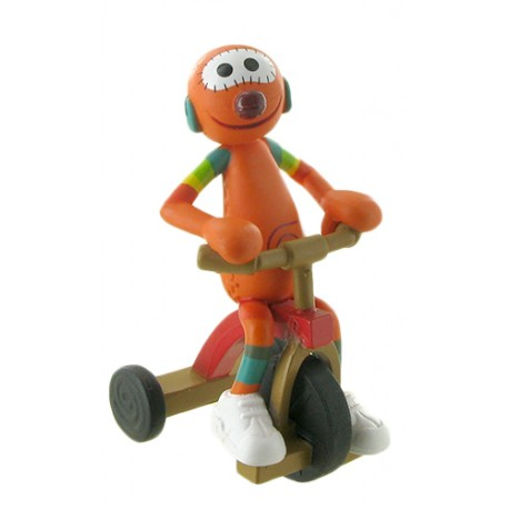 Figura Mic Triciclo