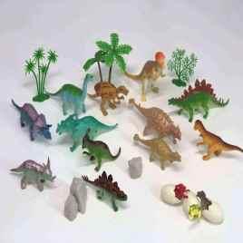 Bote Dinosaurios 21 Piezas