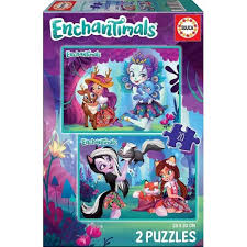 Puzzle Enchantimals