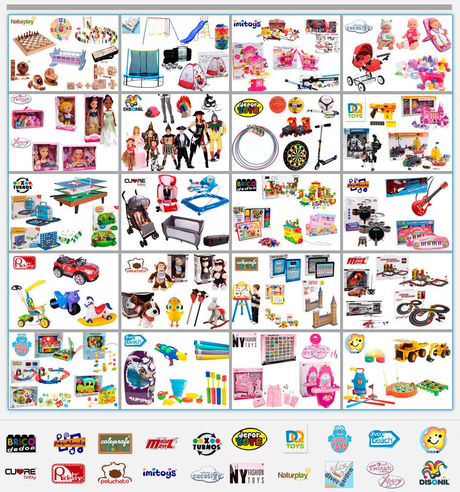 juguetes pastor