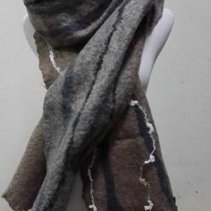自然色~圍巾