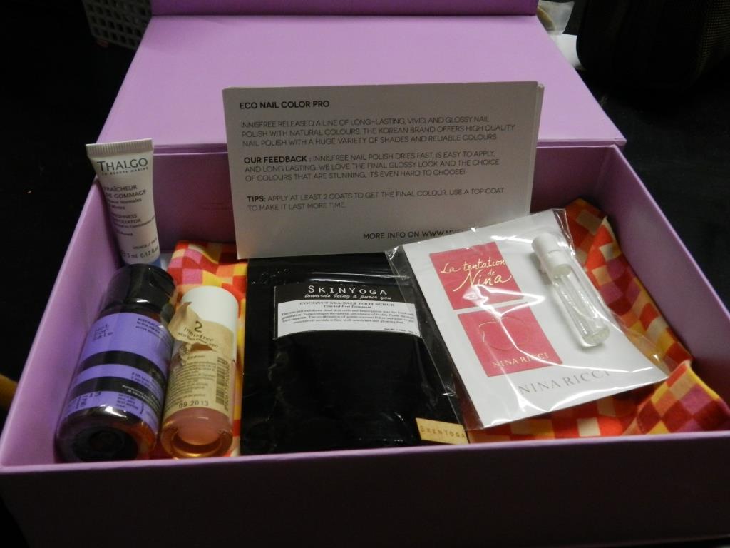 The June My Envy Box